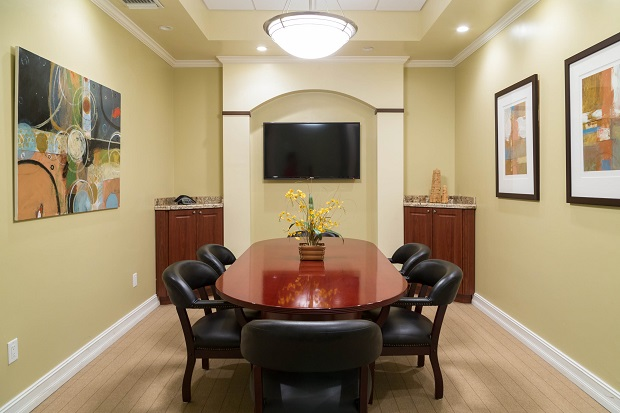 Delray-Beach-Executive-Offices-Conference-Room